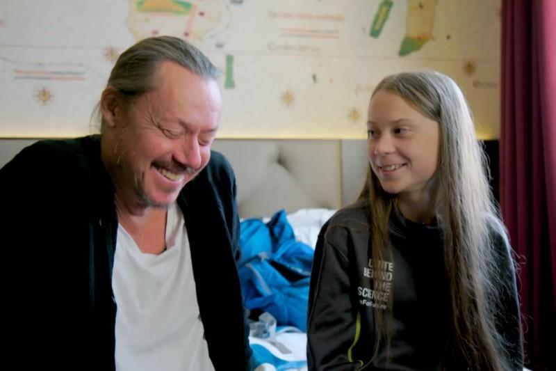 Nueva serie de Greta Thunberg reúne a científicos de todo el mundo