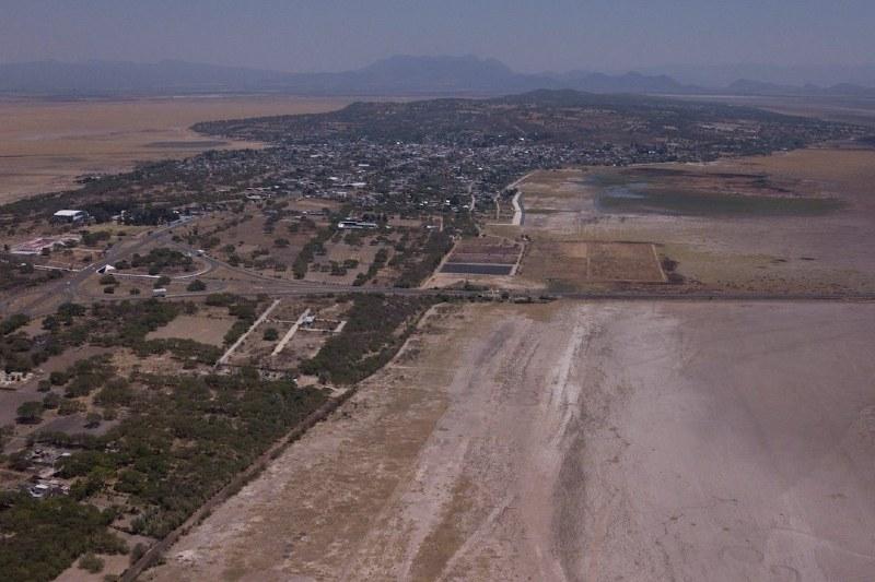 El segundo lago más grande de México está por desaparecer