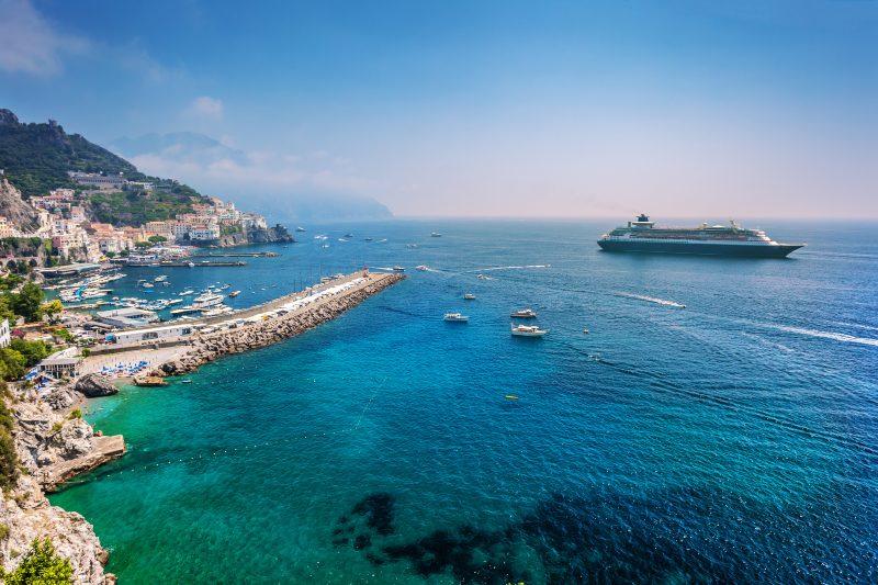 El mar Mediterráneo se calienta dos grados cada siglo