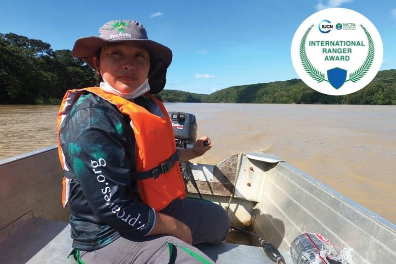 Premios internacionales de Guardabosques de la UICN