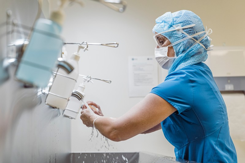Cuál es la huella de carbono del sector médico