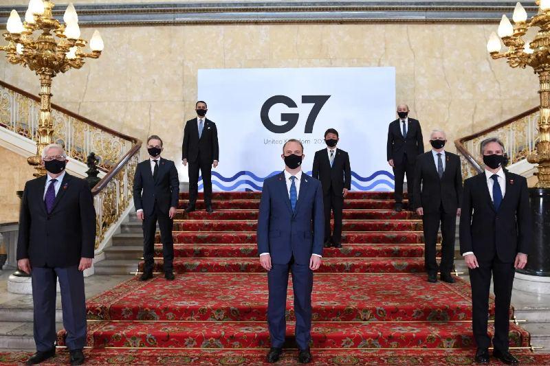 G7 aumentará sus esfuerzos contra la crisis climática