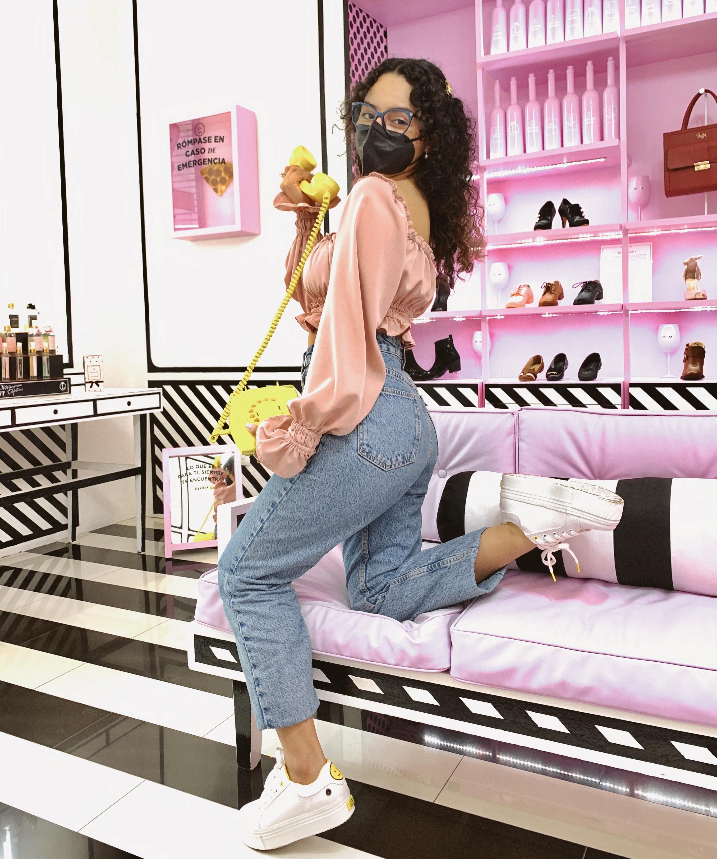Colaboración con Loly in The Sky para nueva línea eco-friendly - Foto por Curly in Fashion