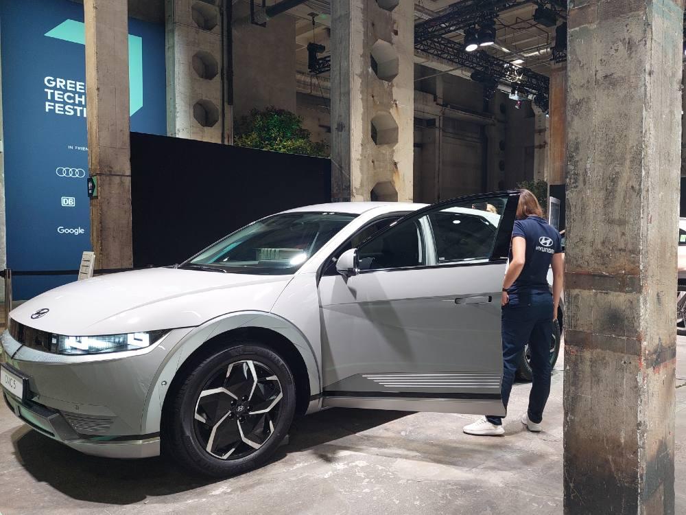 Modelo 100% eléctrico de Hyundai