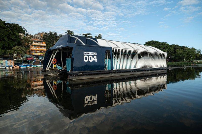The Ocean Cleanup llega a Guatemala para limpiar sus ríos