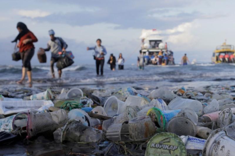 Se necesita un acuerdo global para detener la producción de plástico virgen