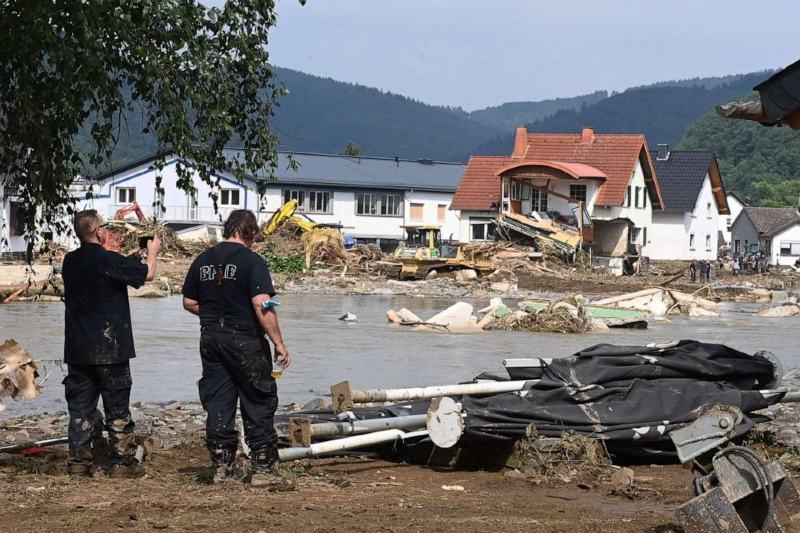 Las inundaciones devastadoras serán cada vez más comunes