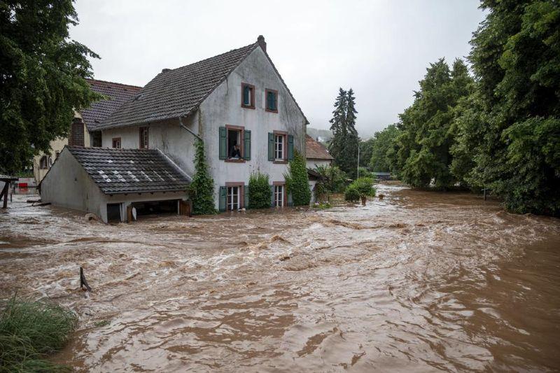 Europa enfrenta la crisis climática con inundaciones devastadoras