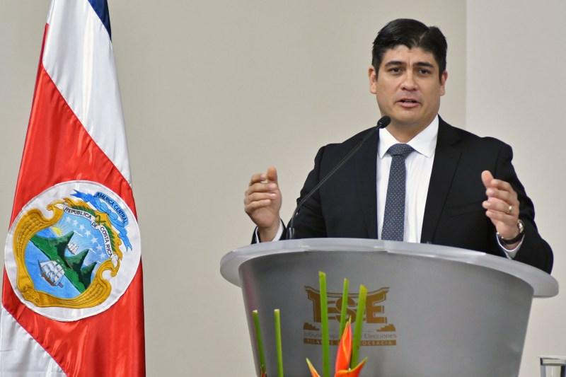 Costa Rica busca ley para prohibir la explotación petrolera