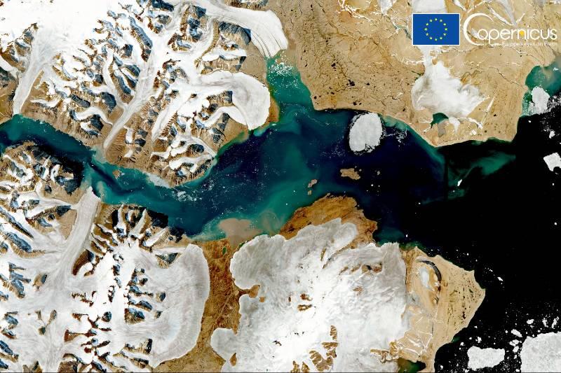 Groenlandia pierde hielo en un día suficiente para llenar Florida