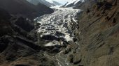 Deshielo de glaciares en el Tíbet revelan virus de hace 15 mil años