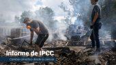 Escenarios climáticos sobre los desastres naturales causados por el cambio climático