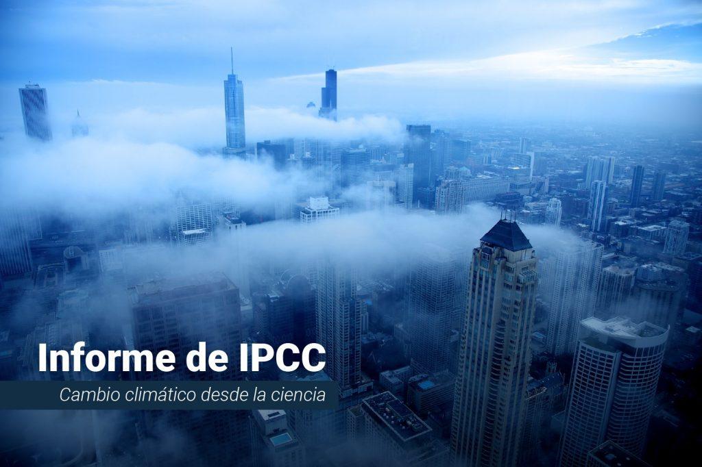 El sexto informe de la IPCC evalúa el presupuesto energético de la Tierra.