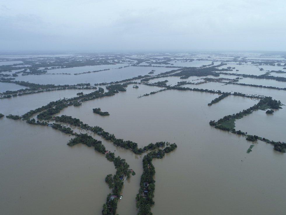 Escenarios estiman una elevación del nivel del mar hasta 2100 - Foto Charly KC/AP