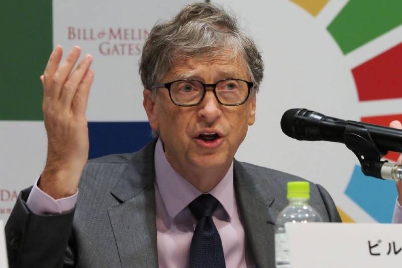 Bill Gates asegura inversión de 7 empresas en energías limpias