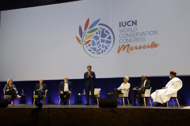 Inicia el Congreso Mundial de la Naturaleza de la UICN en Francia.