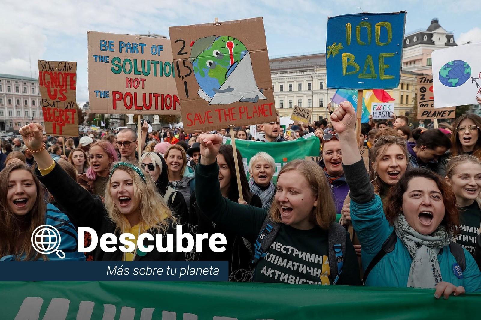 Descubre: ¿qué es la acción climática?