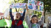 Vuelven las Marchas Climáticas en todo el mundo. - Foto por David Cliff/AP