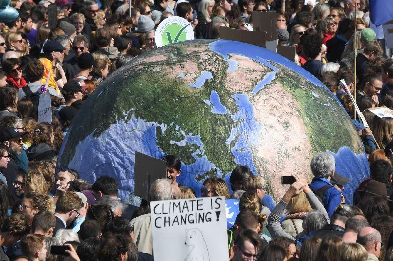 Este 24 de septiembre movimientos de todo el mundo marcharán por el clima.