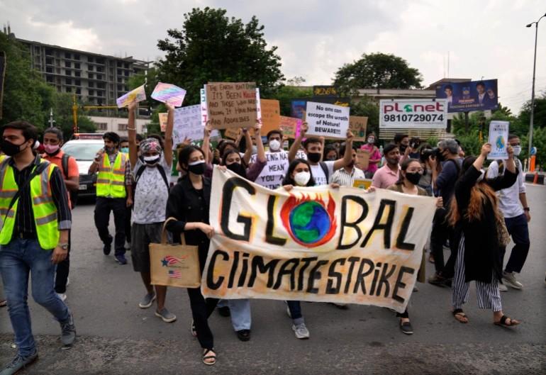 Huelga Climática en India