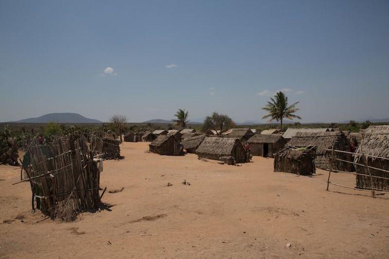 Madagascar sufre consecuencias del cambio climático.