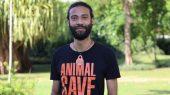 Aubrey es un activista en Panamá que da su voz a las especies más vulnerables.